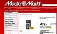 Media Markt, HTC One mini