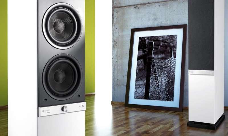 teufel raumfeld speaker l im test connect. Black Bedroom Furniture Sets. Home Design Ideas