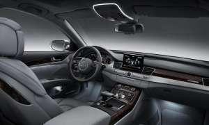 Audi A8 Cockpit