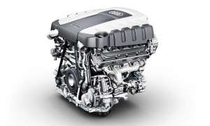 Audi A8 L Motor