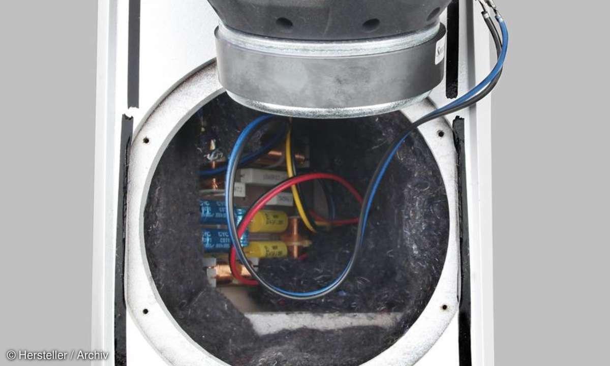 Sonus faber Venere 2.0 - Frequenzweiche