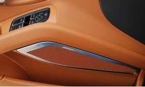 Porsche,cayman,burmester,sound system