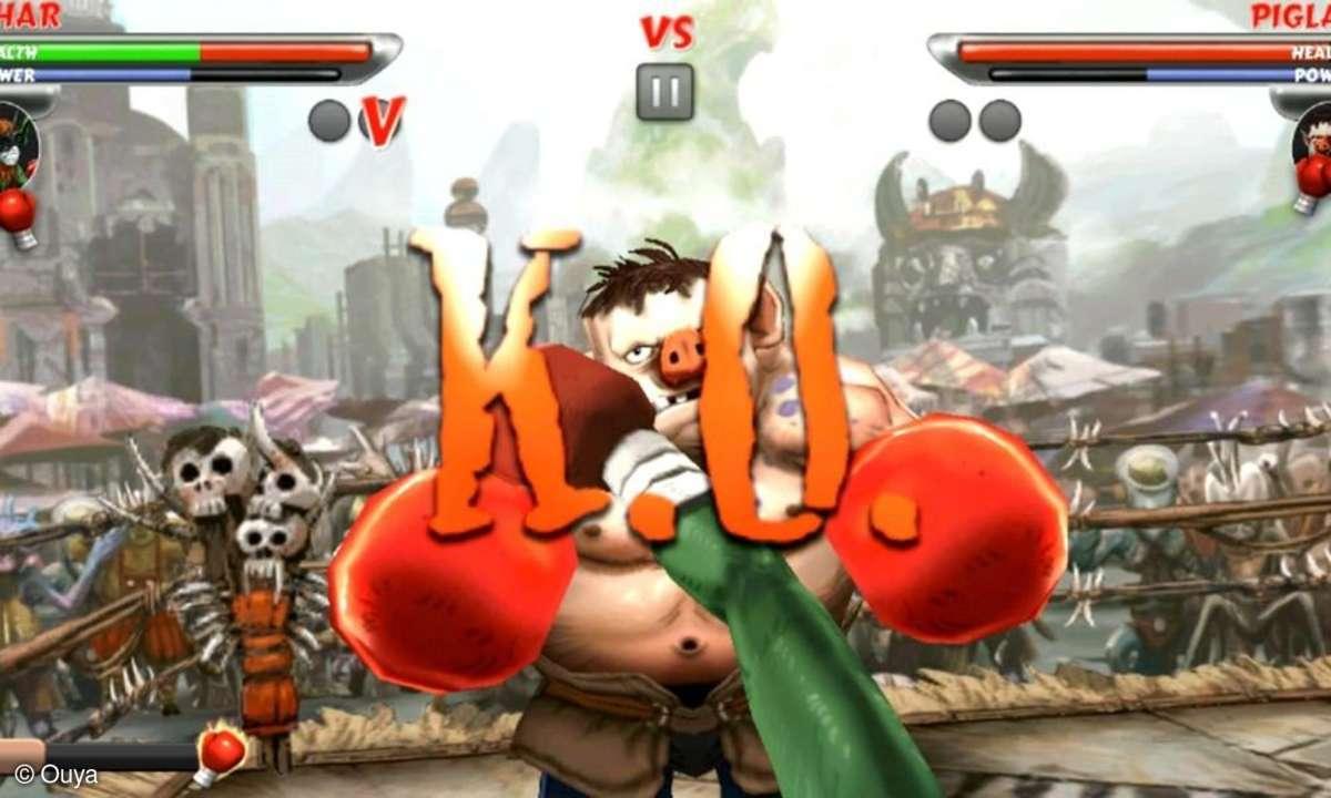 Ouya Boxing Game