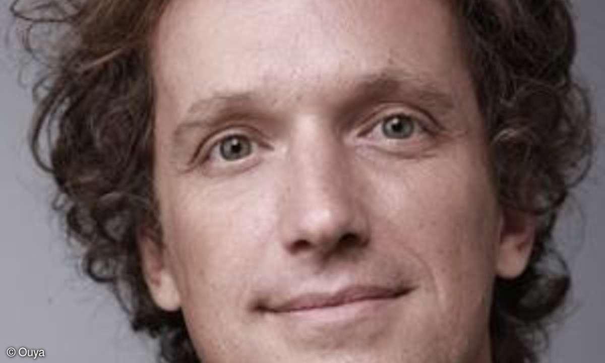 Yves Behar Gestalter Ouya