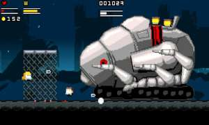 Gunslug Ouya Game