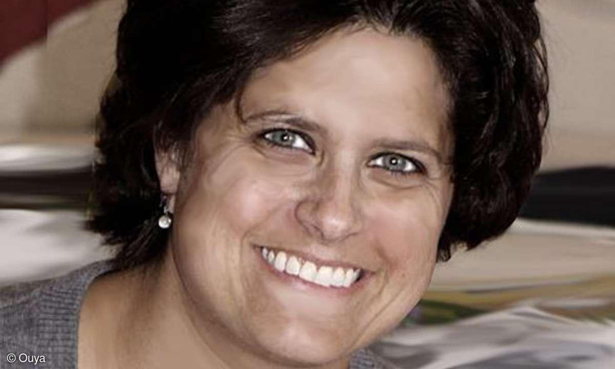 Julie Uhrmann Gründerin und Geschäftsführerin bon Ouya