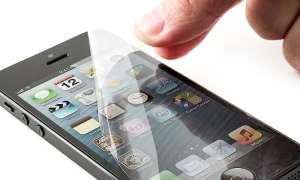 Schutzfolie für Smartphonescreen
