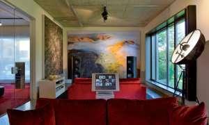 My Sound Wohnraumstudio, High End Raumakustik, Wohnzimmer