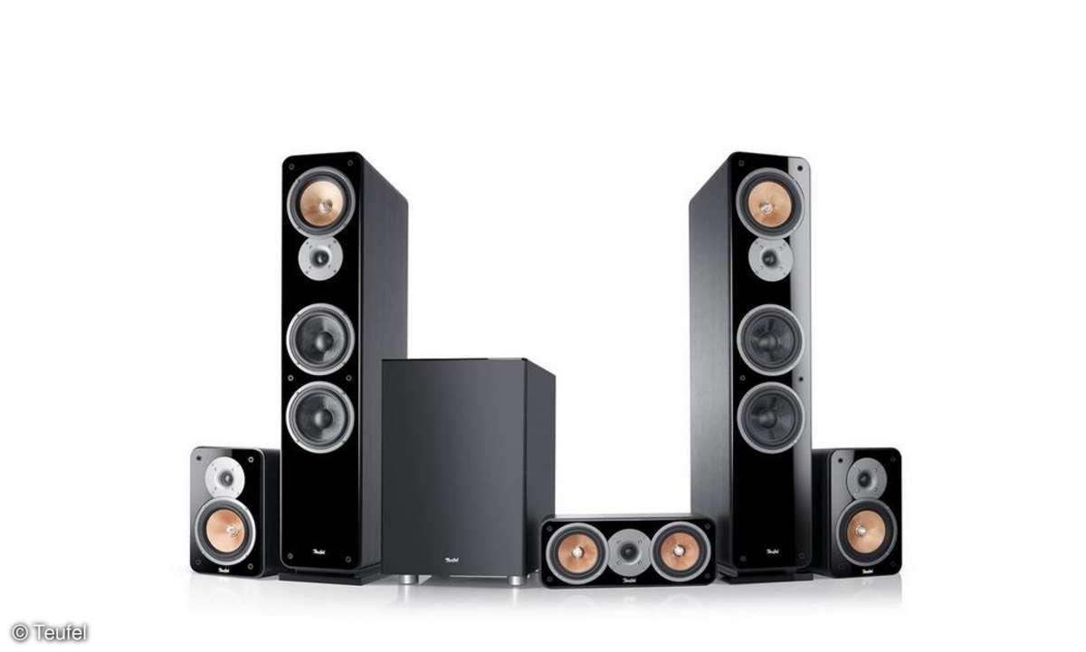 Audio,Technik,Lautsprecher,Surround-Set