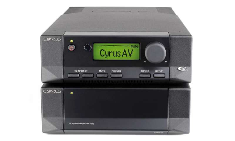 Cyrus Pre QX DAC, X Power & PSX-R Test