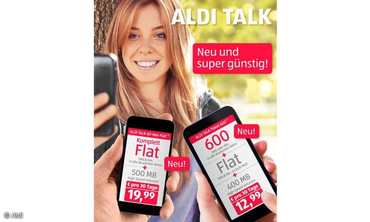 Aldi Talk,All-Net-Flat