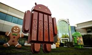 Google,Android 4.4,KitKat,Logo