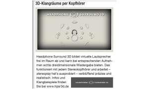 Headphone Surround 3D