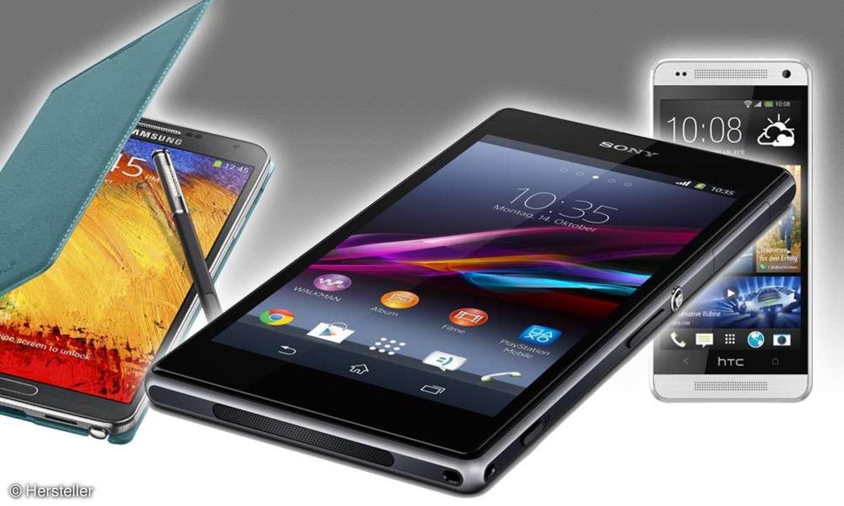 Alle Smartphone Neuheiten von der IFA