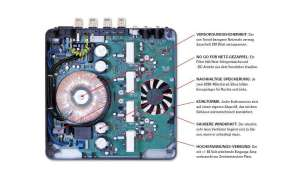 Endverstärker, T+A, AMP 8