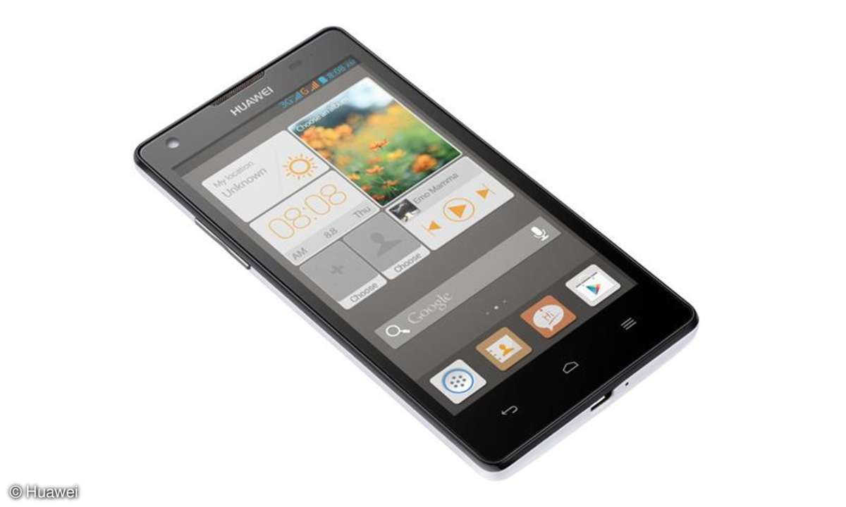 Huawei Ascend G700, Dual-SIM