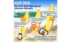 Aldi Talk Internet Flatrate