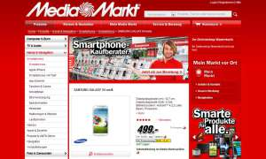 Media Markt,Aktion,Samsung Galaxy S4