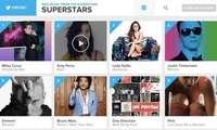 Twitter #music, Spotify