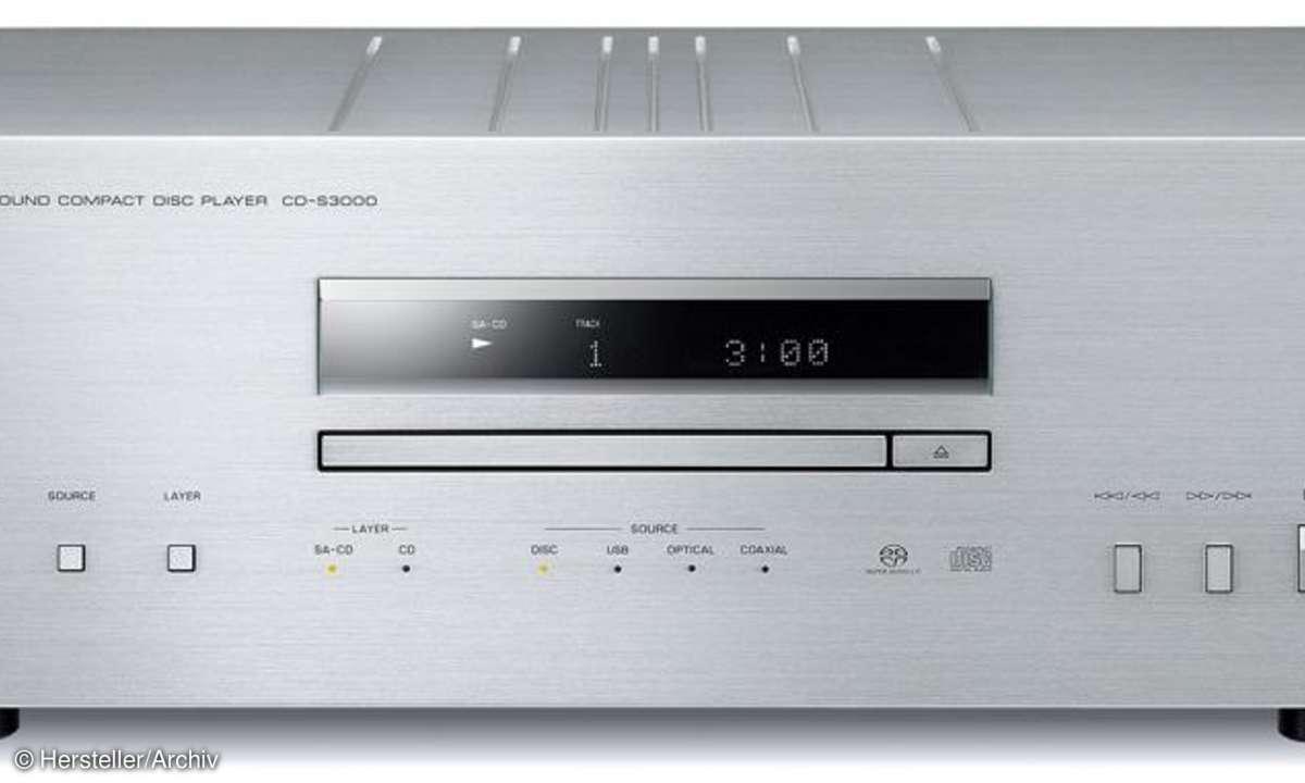 Yamaha CD S 3000