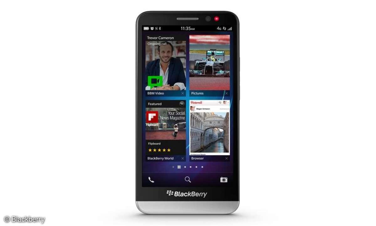 Blackberry Z 30