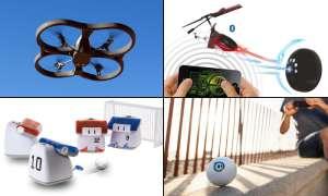 Fernsteuerung von Gadgets per Smartphone