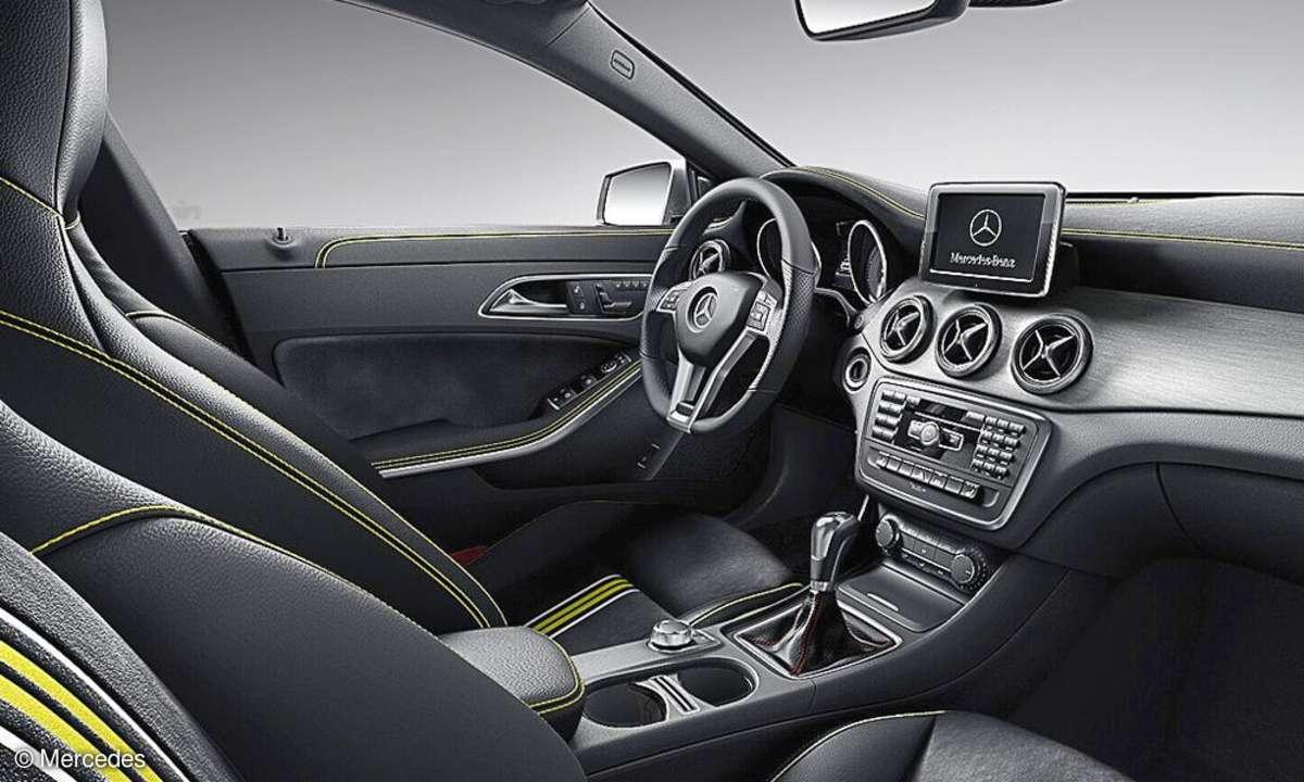 Car Connectivity Mercedes