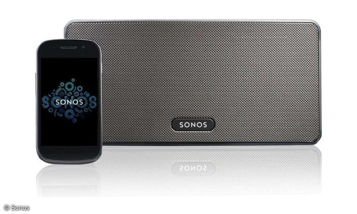 Amazon Cloud Player für Sonos