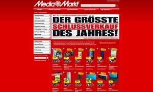 Mediamarkt,Schlussverkauf,