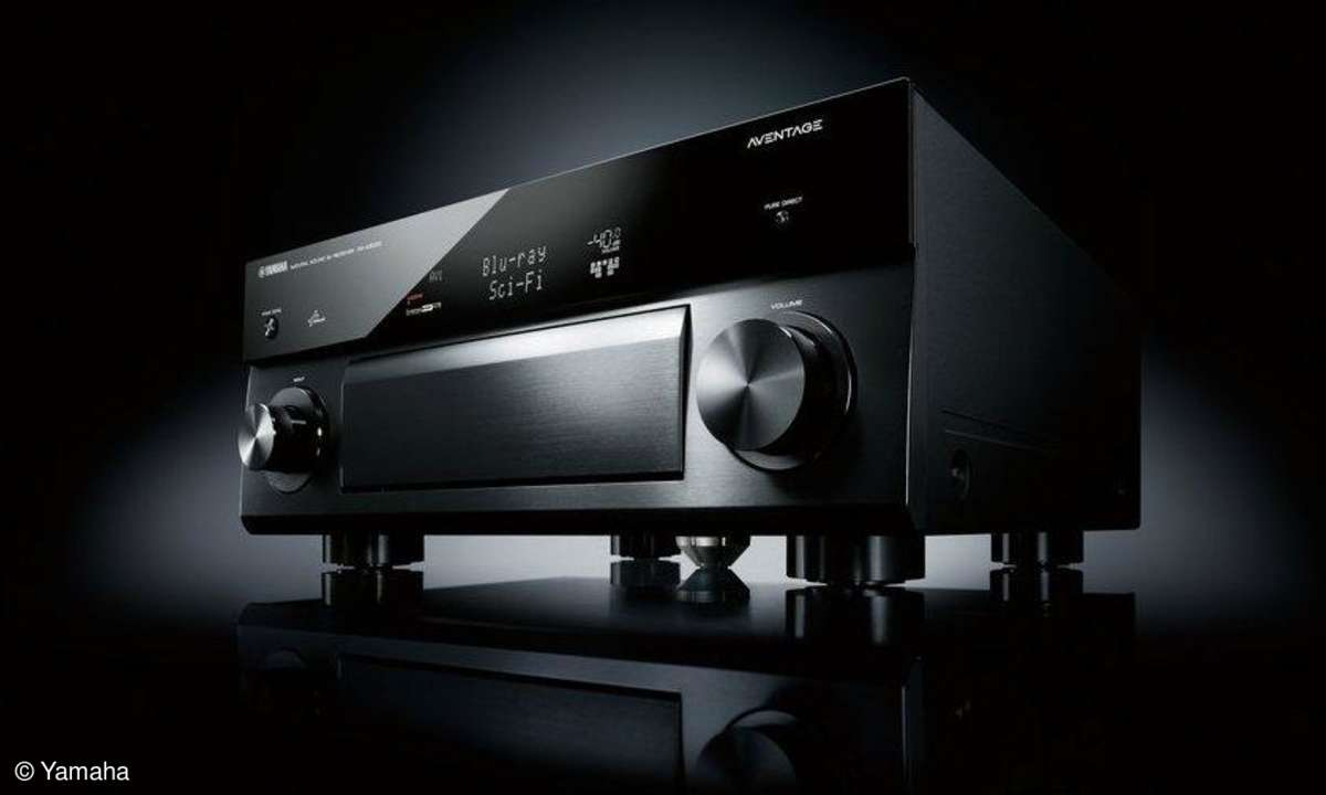 Audio,Technik,AV-Receiver,Yamaha