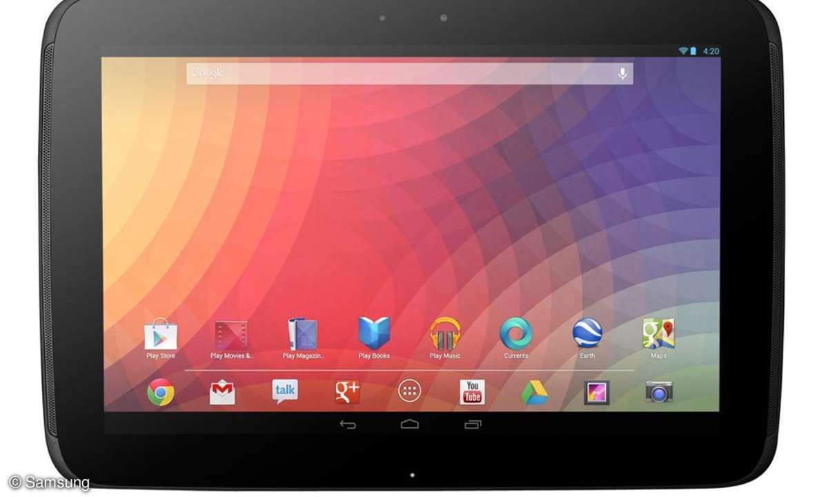 Google Nexus 10,