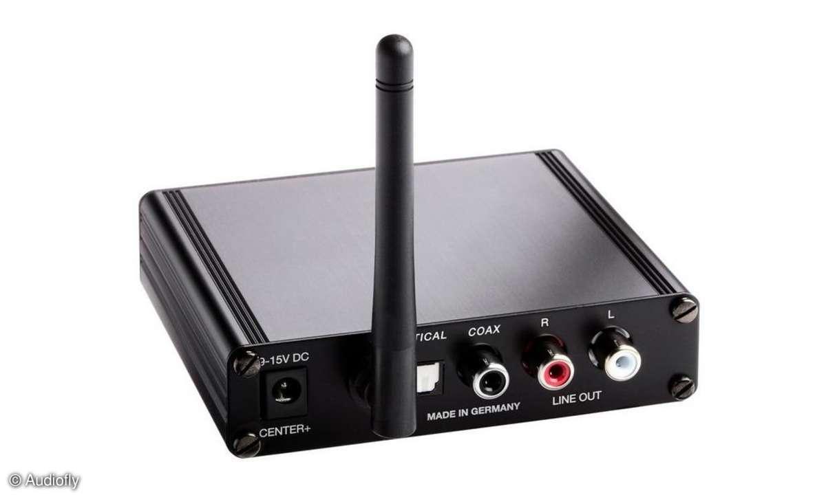 Audiofly Revel System