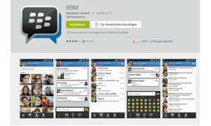 BBM für iOS und Android