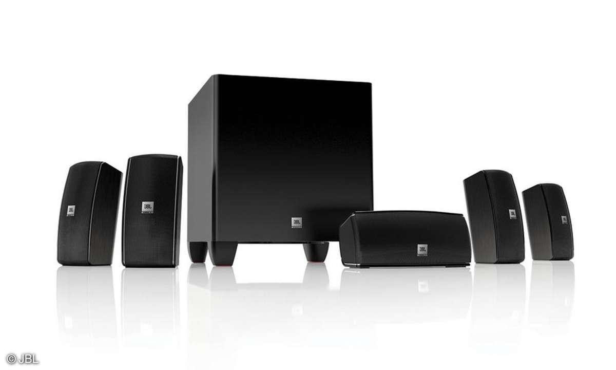 JBL mit kinogleichen Klang für zuhause