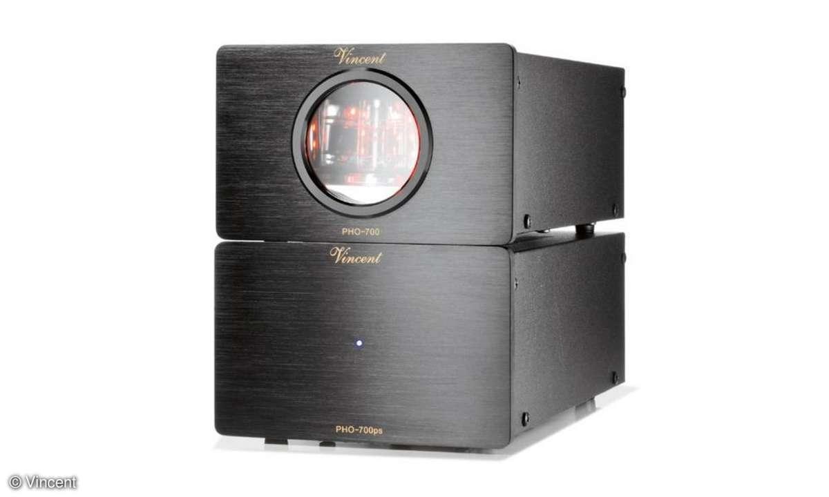 Vincent Phono-Vorverstärker PHO-700