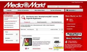 Mediamarkt, LG G2,Aktion