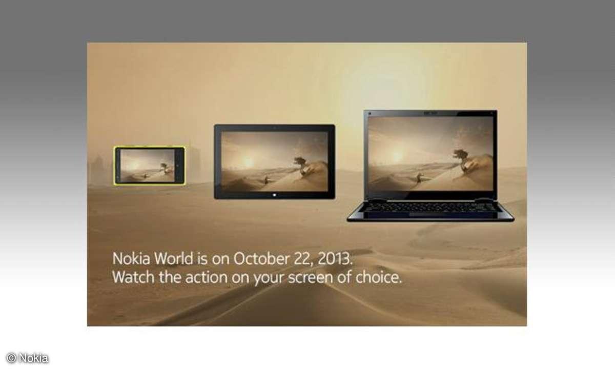 Nokia World,Lumia 1520,Nokia 2520