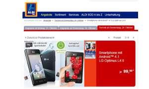 LG Optimus L4 II,Aldi