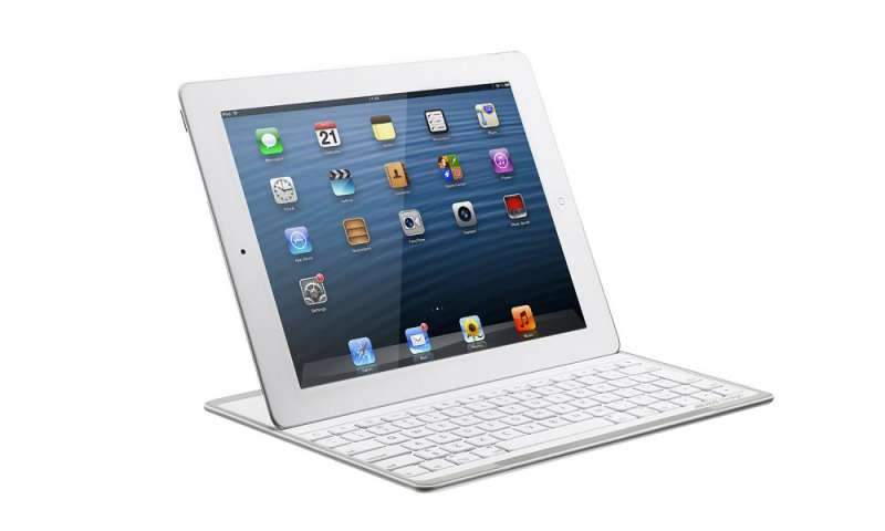 how to connect keyboard to ipad via bluetooth