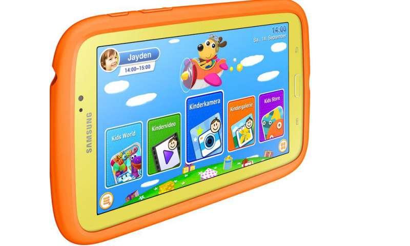 Samsung Galaxy Tab 3 Kids: Das Tablet für Kinder - connect
