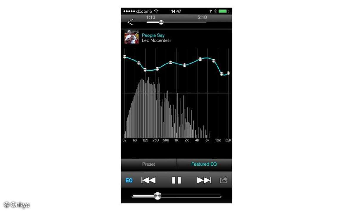 Onkyo App