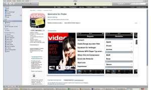 Spickzettel-App im iTunes-Store