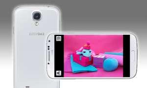 Samsung Galaxy S4 Kamera