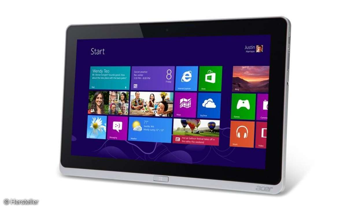 Acer Iconia W701
