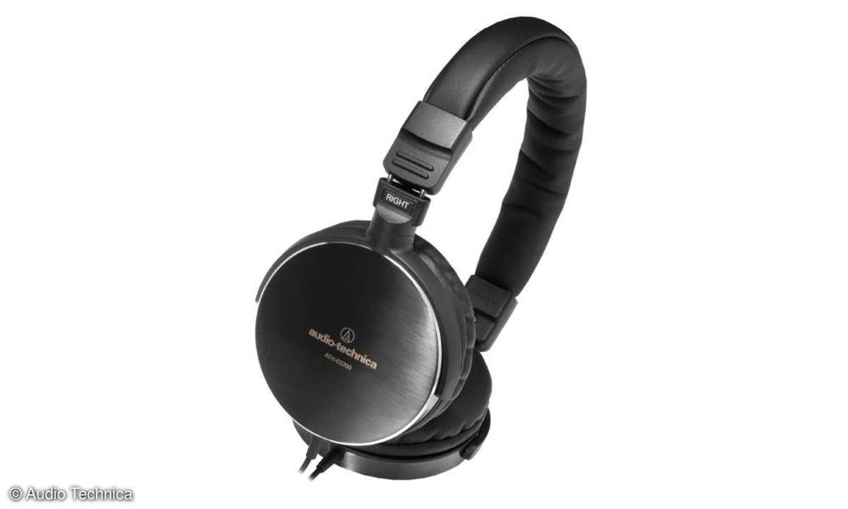 Audio Technica ATH-ES 700