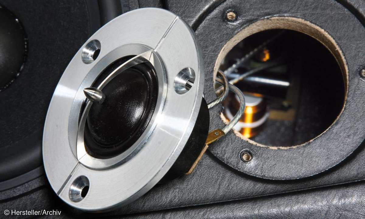 Sonus Faber Olympica 1 Kompaktbox Phase-Plug