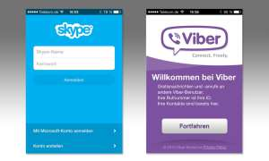 Skype, Viber