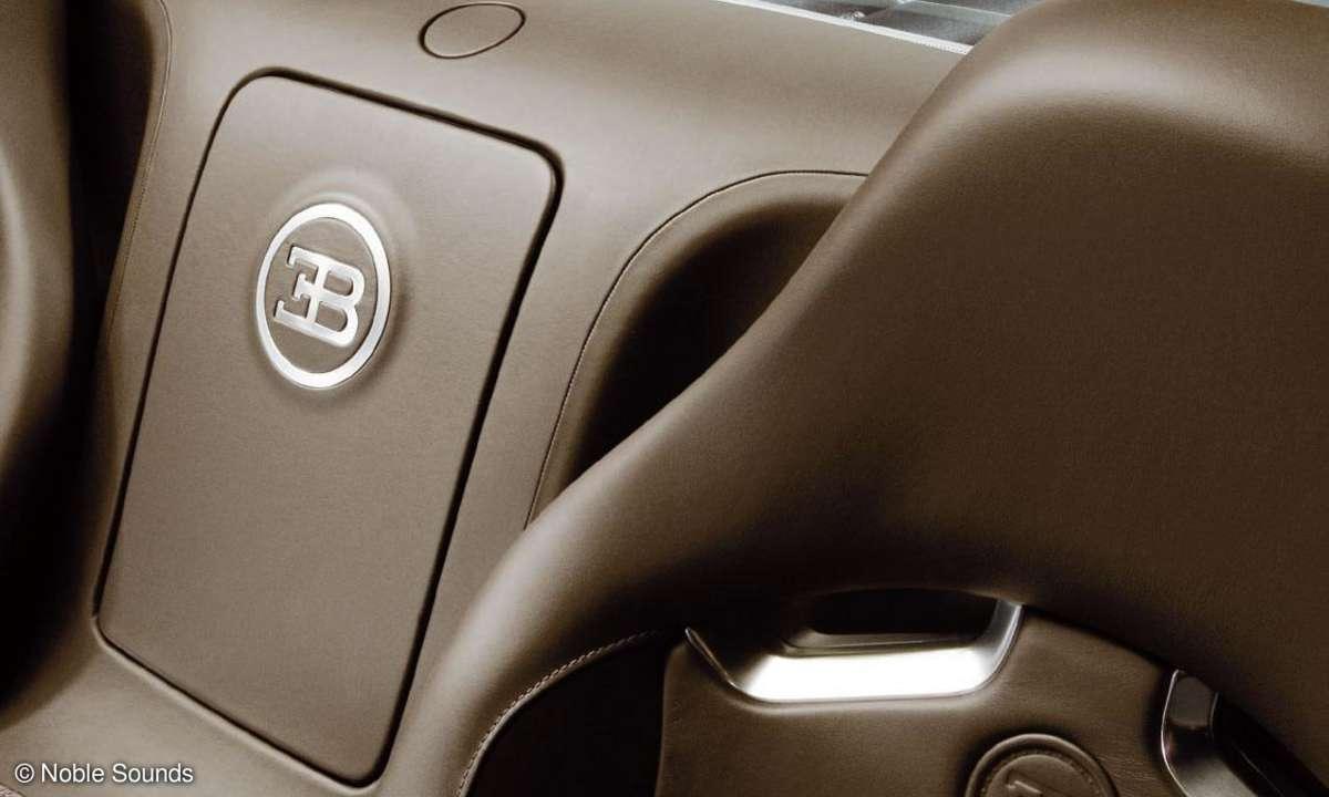 Bugatti Lenkrad