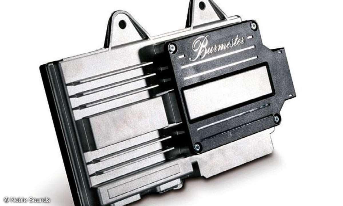 Porsche Panamera S Burmester