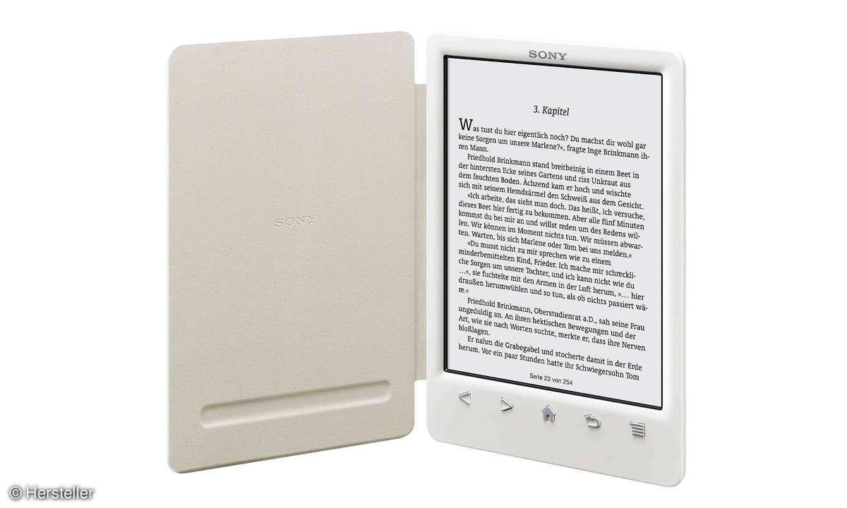 ebook Reader, Sony PRS-T3